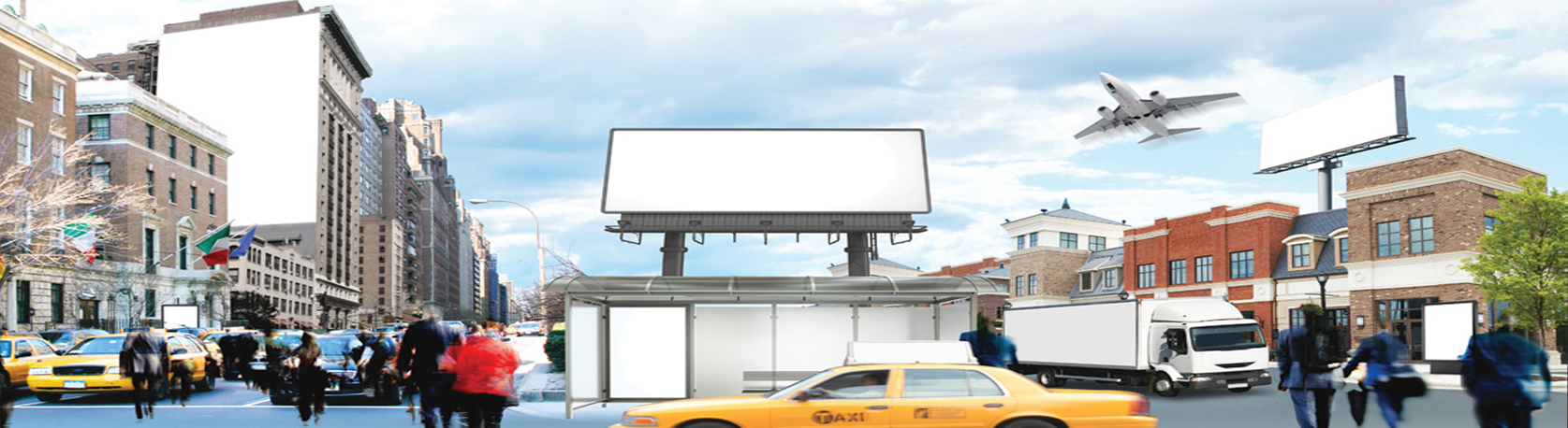 Billboards and Alternative Outdoor Advertising